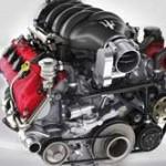 Ручная сборка двигателей Maserati